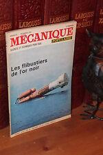 Mécanique populaire N° 275/1969 Pétroel, avion fusée, Sea City, Photo sous marin