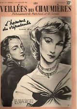 LES VEILLEES DES CHAUMIERES N° 23 L'HOMME DU CREPUSCULE T6, par Claude VELA