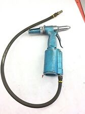 USED LOBSTER AR-011S AIR RIVETER WITH AIR CABLE, FAST SHIPPING! B348