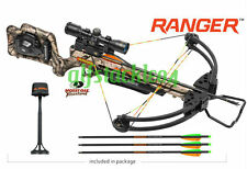 Wicked Ridge Ranger Crossbow Package by TenPoint WR15025-7536