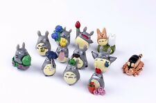 My Neighbor Totoro Japan Anime Mini Figures Toy Set of 12pc NEW Cute