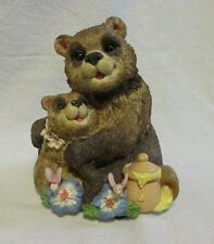 """Bear Music Box ~ Plays """"Memory (from Cats)"""