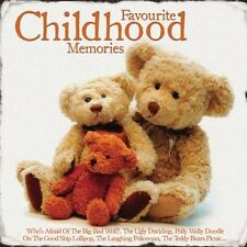 CD FAVOURITE CHILDHOOD MEMORIES KAYE TEMPLE HALL PENROSE ROGERS IVES DALHART ETC