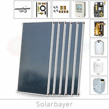 Solarbayer Solarset/Forfait solaire 12.12 m² Installation solaire pour