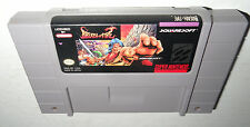 Super Nintendo Game BREATH OF FIRE! Tested, SAVES! RPG Series Original SNES