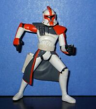 Star Wars ACTION FIGURE,ARC TROOPER,HASBRO,CARTOON.12112,CLONE WARS.ANIMATED