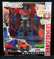 Takara Transformers Adventure Robots in Disguise TAV-21 Optimus Prime In USA!