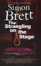 The Strangling on the Stage (A Fethering Mystery)-ExLibrary