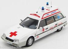 KESS 1986 CITROEN CX RE BREAK AMBULANCE Red Cross Croce Rossa 1/43 scale model