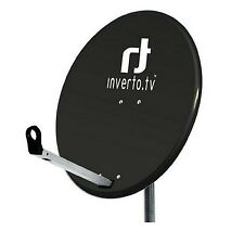 Satellite Dish Antenna Inverto Grafit 80cm High Quality Sky Cyfrowy Polsat NC+