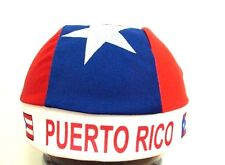 PUERTO RICO FLAG BANDANA HAT CAP ONE SIZE FITS ALL SOUVENIRS GIFT