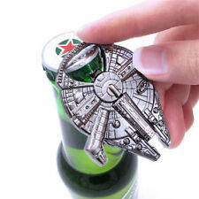 New Star Wars Millennium Falcon Metal Alloy Bottle Opener Hot High Quality