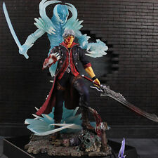 1/10 Original Ezhobi Devil May Cry 4 Dante Nero Action Figure Blood Version.