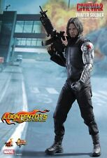 Hot Toys 1/6 MMS351 – Captain America: Civil War - Winter Soldier