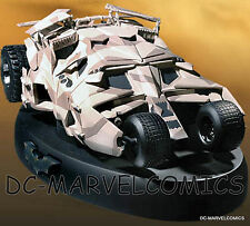 DC DIRECT NEW!! BATMAN BEGINS BATMOBILE REPLICA STATUE Maquette TOY DARK KNIGHT