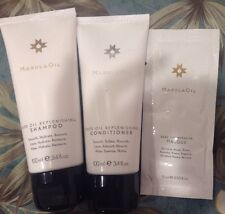 Paul Mitchell Marula Oil Shampoo And Conditioner 3.4 Set Free Masque sample