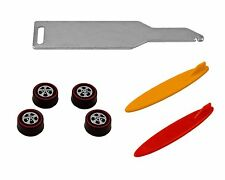 Brightvision Beach Bomb Tune-Up Kit - 4 Medium Wheels, Surfboards & Tune-Up Tool