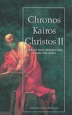 CHRONOS KAIROS CHRISTOS II-ExLibrary