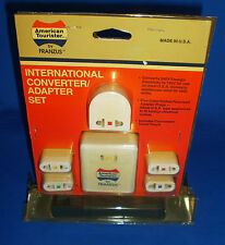 International Converter/Adapter Set
