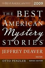 The Best American Mystery Stories 2009-ed.Jeffrey Deaver-TSP-combined shipping
