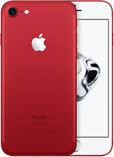 "New Imported Apple iPhone 7 128GB 2GB 4.7"" 12MP 7MP Red Color"