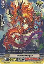CARDFIGHT VANGUARD CARD: SPIRITBURN DRAGON - G-BT07/071EN C