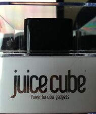 Juice Cubo POWERBANK + CARICABATTERIE-Mini + Micro USB/APPLE 30-pin+6 altre connessioni # & 4