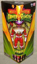 "JASON RED RANGER Mighty Morphin Power Rangers Legacy 5"" Figure 2016 BANDAI"