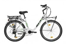 Atala e-run lady LITIO DONNA 36v bici bicicletta elettrica a pedalata assistita-