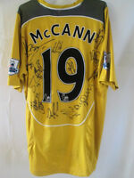 Bolton Wanderers Signed Gavin McCann Away Football Shirt with COA /8091