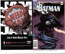 KELLEY JONES BATMAN #506 ORIGINAL COVER PROOF PRODUCTION ART 1994 KNIGHTQUEST