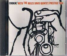 Davis, Miles Quintet Cookin' With The Miles Davis Quintet DCC Gold CD GZS-1044