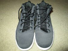 Nike Hyperfr3sh Mens Anthracite Off Court Basketball Shoes Sneakers Size 10 MINT