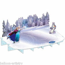 50cm Disney's FROZEN Ice Skating Children's Party Birthday Cake Stand