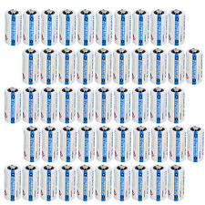 50x 3V Lithium CR123A DL123 123A Batteries for Camera, Flashlight etc US S
