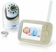 Infant Optics DXR-8 Video Camera Baby Monitor with Interchangeable Optical Lens