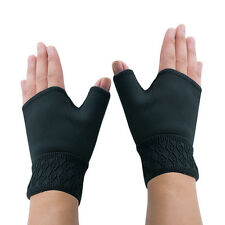 Safe &Support Gloves Arthritis Carpal Tunnel Weak Hand Wrists Aching Compression