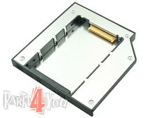 Lenovo ThinkPad SL410 SL500 SL510 Ultrabay Caddy Einbaurahmen 2. Festplatte SSD