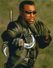 Wesley Snipes signed Blade 8x10 photo - Proof - The Expandables