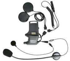SENA SMH-A0306 Motorcycle Bluetooth Headset & Intercom Boom wired mic  SMH10