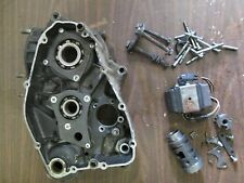77 Suzuki RM370 CDI Ignition Unit Black Box RH Engine Case Shift Drum Parts Lot
