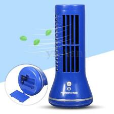 Portable 2 mode bureau mini usb ventilateur tour de refroidissement/ordinateur portable air conditioner