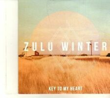 (DR717) Zulu Winter, Key To My Heart - 2012 DJ CD