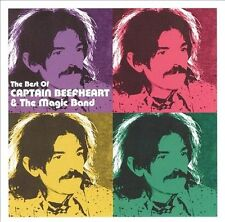 The Best Of Captain Beefheart & The Magic Band (CD, 2002)