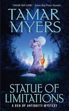 Statue of Limitations (Den of Antiquity) Myers, Tamar Mass Market Paperback