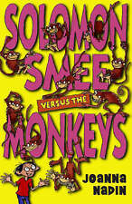Solomon Smee Versus the Monkeys by Joanna Nadin, Book, New Paperback