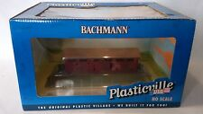 Bachmann HO Built Up Model Covered Bridge BAC45010 (PL)