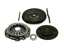FOR NISSAN NAVARA OUTLAW D40 FLYWHEEL SOLID FLYWHEEL CONVERSION KIT CLUTCH KIT