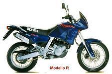 SERIE ADESIVI DECALCO APRILIA PEGASO 650 BLU ABISSO 1992/1996  8137463