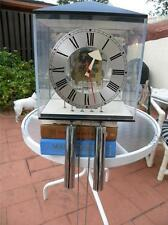 GEORGE NELSON HOWARD MILLER MID CENTURY MODERN LUCITE WALL GRANDFATHER CLOCK